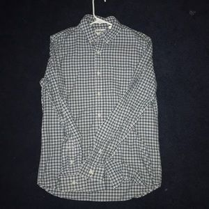 Timberland casual button down (size small)